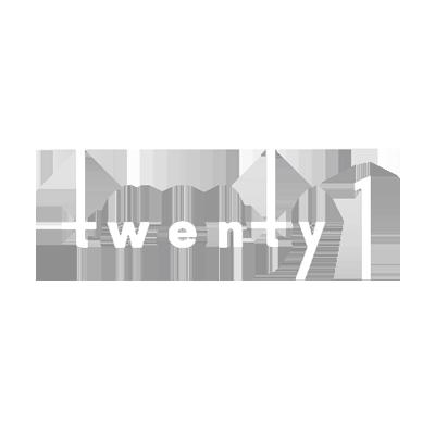 Twenty1 Logo