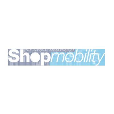Shop Mobility Logo